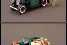 Legobiler