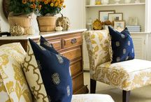 Decorating Ideas Fall / Fall colors / by Chris Martin