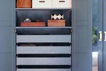 Closet Ideas / by Lori Gildersleeve