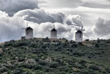 Ciudad Real, Castilla-La Mancha, España (Spain) / Imágenes de Ciudad Real (Comunidad de Castilla-La Mancha, España) y su provincia. / by Turismo en España - Tourism in Spain