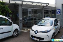 EVSE EV charging stations
