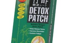 Bamboo Vinegar Foot Detox Patches- 32 Pack
