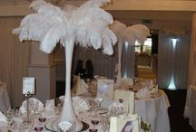 1920s Wedding Theme / All suppliers details can be found at www.facebook.com/weddingfinds