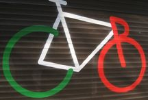 bikes drowing