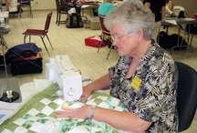 tips 4 machine quilting/ starch recipe
