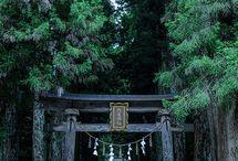 日本 神秘的・幻想的