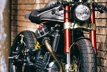 MC / Motorcykel-stuff