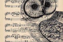 Gamle notater og sanger
