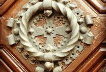 Cool antique doorknobs from Spain