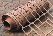 concrete as bricks