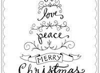 Kerstmiskaarten