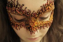 masquerade mask.