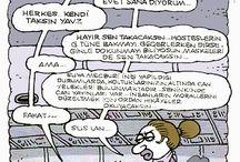turkce guldum haha diye
