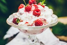 Desserts / Dessert ideas for any occasion - pastry, cream, tarts - anything!