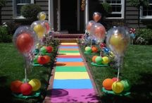 Birthday party ideas / by Sara Evitts