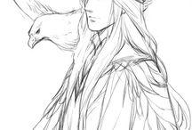 Manwë - Silmarillion