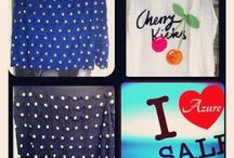 Vick Freitas/Azure / Acessórios e moda feminina.