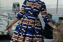 Afrikan print