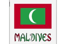 Maldives from Auntie Shoe / Stuff about Maldives. Most images on products designed by Auntie Shoe.
