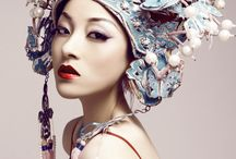 Hats & Zo / Amazing hats, headpieces, head jewels, head jewelry