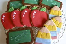 Decorated Cookies ~ Back To School & Teacher Appreciation