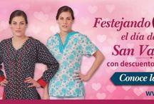 Promociones Tanyre / by Tanyre Uniformes