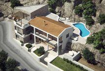 Villa Angelica in Merona Rethimno, Crete