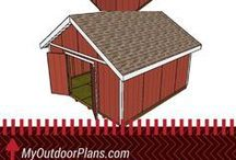 Sheds or Tiny Houses