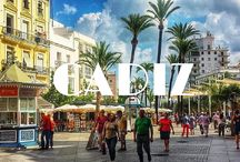 Cadiz Travel & Food / The best things to do, see and eat in Cadiz, Spain. A Cadiz travel guide via Pinterest!