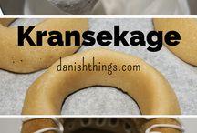Opskrifter - Nytår - New Year / Festlige opskrifter på mad, desserter mm.