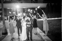AIC Modern Wing Chicago Wedding / Like our photos?  See more here: www.colinlyonsphotography.com