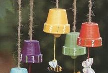 vasi terracotta dipinti