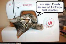 Sewing Funny Stuff