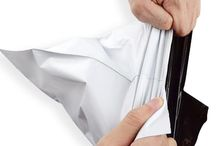 Courier Bags / Looking for plastic courier bags? Packing Supply offer high quality materials poly security courier bags at best price in India.