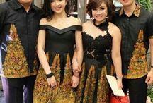 batik brokat