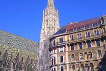 Vienna, Austria / Photos of the best places to visit in Vienna.