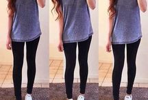 Outfits: Simple