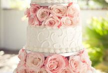 Wedding Cake Ideas  / Sorts of cake ideas maybe anything to do with the wedding food / by Brittany Hover