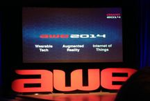 AWE2014 / AWEsome pins from the Augmented World Expo 2014!