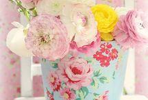 flowers / スタイリングされたflower Photo.
