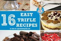 Recipes - Trifles