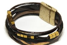 AB's Leather Jewelry / Leather Bracelets for All Occasions