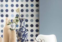 Into The Blue / Dulux's colour of the year, Denim Drift, has inspired a whole new palette of blues for the home