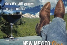 New Mexico True / by La Fonda on the Plaza