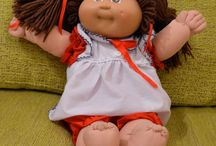 Cabbage Patch Kids / My vintage Cabbage Patch Kids obsession. Restoring & reminiscing. / by The Crumby Mummy