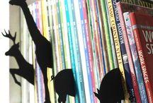 Bookmark / Marcador de livro