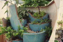 exterieure jardin