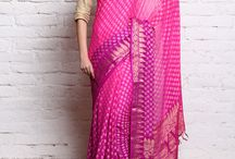 Banarasi Sarees Online / Straight from the handlooms and weaves of artisans who create the best of Banarasi Sarees!