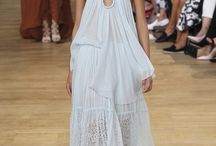 Bohemian romance / Fashion summer/spring 2015