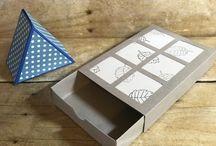 Cricut Fancy Boxes